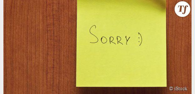 Voilà pourquoi les femmes doivent arrêter de s'excuser tout le temps au travail