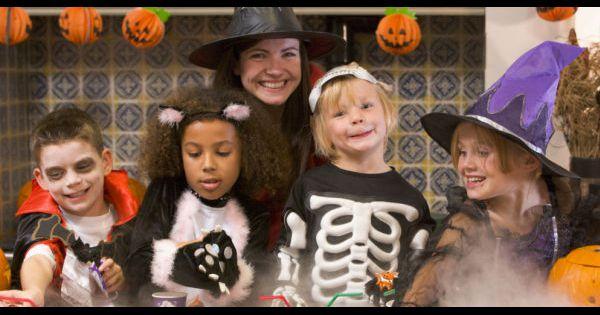 Halloween faire ses bonbons soi m me - Guirlande halloween a faire soi meme ...