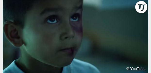 L'Unicef dévoile un nouveau clip contre les violences faites aux enfants