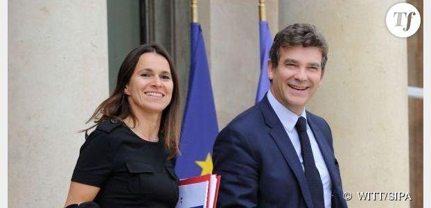 Arnaud Montebourg et Aurélie Filippetti : leur première sortie officielle en amoureux