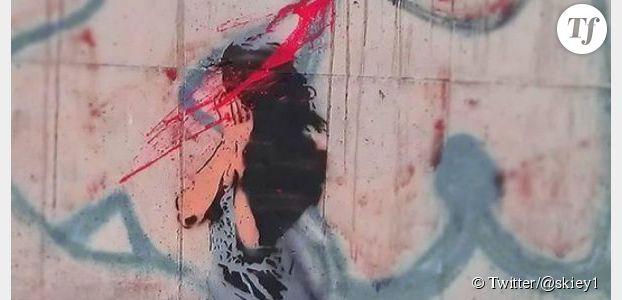 Attaques à l'acide : des Iraniens répondent avec des roses