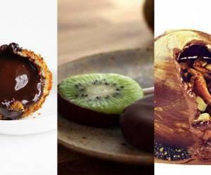 Salon du Chocolat 2014 : 5 desserts originaux pour changer du fondant