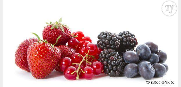 Quels sont les fruits les plus et les moins caloriques ?