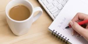 3 conseils pour bien faire sa to-do list (et s'y tenir)