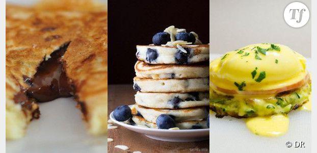 Pancakes : 3 recettes extra-gourmandes trouvées sur le Web