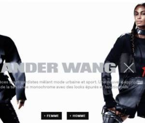 La collection Alexander Wang x H&M en vente aujourd'hui