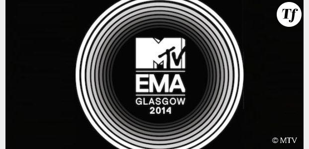 MTV EMA 2014 : cérémonie et gagnants en streaming et replay