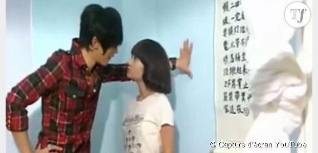 """La folle tendance du """"kabe don"""" ou quand les Japonaises rêvent de se faire plaquer contre un mur"""