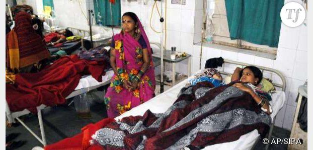 Treize Indiennes meurent après une stérilisation de masse