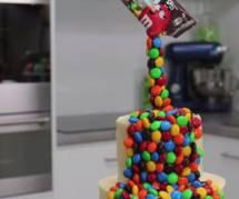 Gravity Cake : recette du gâteau dont tout le monde parle  (Vidéo)