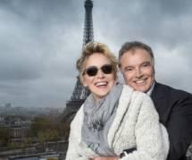 Sharon Stone, la nouvelle égérie de la marque Alain Afflelou