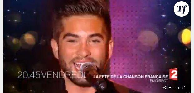 Fête de la chanson française 2014 : M. Pokora, Garou et les autres sur France 2 Replay