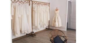 Une robe de mariée de créateur à Montpellier ou à Lyon ? Filez chez Olympe