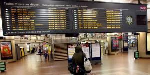 Grève SNCF 4 – 5 décembre 2014 : RER, TGV, TER, Transilien et RATP –Prévisions trafic