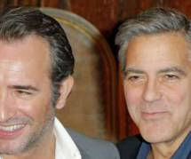 Jean Dujardin est pote avec George Clooney et adore ça