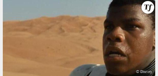 """""""Star Wars 7"""" : le Stormtrooper black répond aux racistes"""