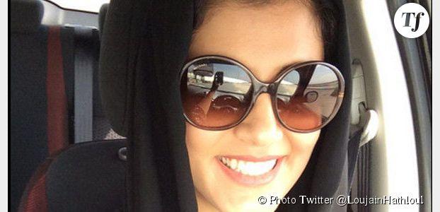Une Saoudienne arrêtée pour avoir tenté de franchir la frontière en voiture