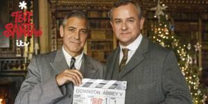 Downton Abbey : une vidéo et des photos de George Clooney dévoilées