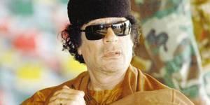 Libye : la tête de Kadhafi mise à prix pour 1,7 million de dollars