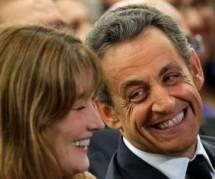 """Carla Bruni ne """"pourrait pas vivre"""" sans Nicolas Sarkozy"""