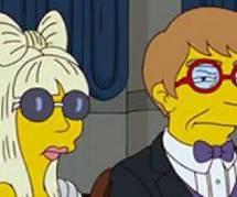 Lady Gaga s'invite dans la série « Les Simpson » !