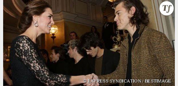 Kate Middleton : la duchesse sous le charme d'Harry Styles