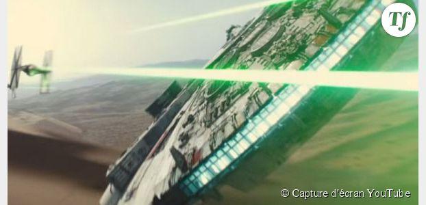 Star Wars 7 : le Réveil de la Force bat tous les records
