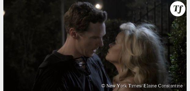 Benedict Cumberbatch, Kristen Stewart : les stars s'embrassent pour le New York Times