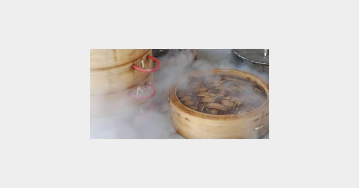 Cuisine la vapeur 3 recettes pour un repas de f te for Cuisine a la vapeur