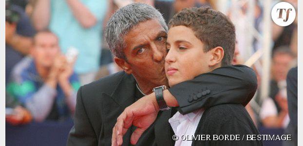Julian, le fils de Samy Naceri, héros d'un jour félicité par la police
