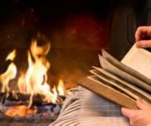 Notre sélection de livres pour passer l'hiver