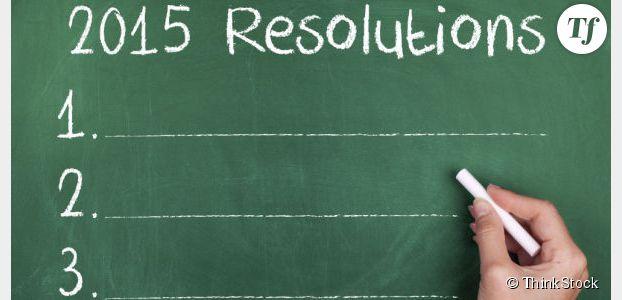 10 bonnes résolutions qu'on ne tiendra pas en 2015
