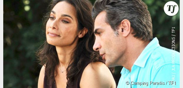 Camping Paradis : Marie Fugain rencontre Laurent Ournac sur TF1 Replay