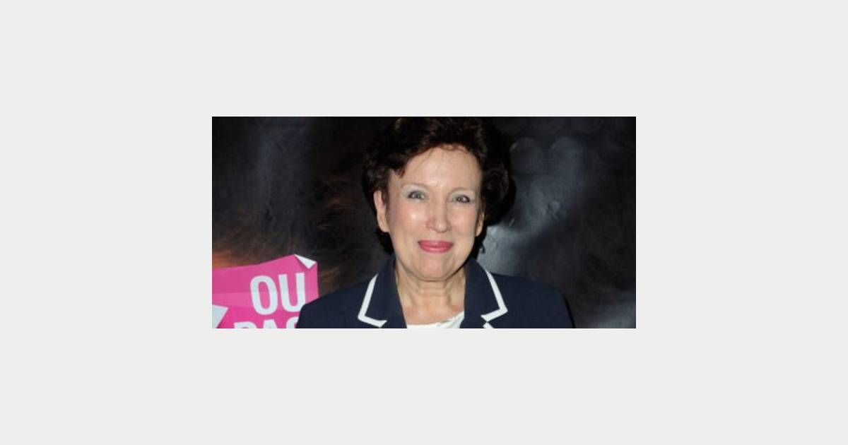 roselyne bachelot une blague coquine pour commencer l. Black Bedroom Furniture Sets. Home Design Ideas