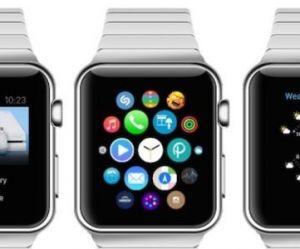 Apple Watch : une démo en ligne pour tester la montre pommée