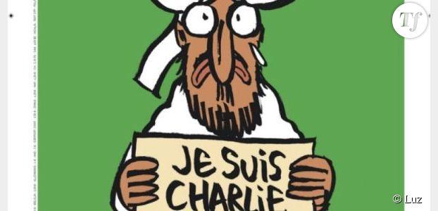 """Nouveau Charlie Hebdo : une Une """"impertinente, apaisée et tendre"""""""