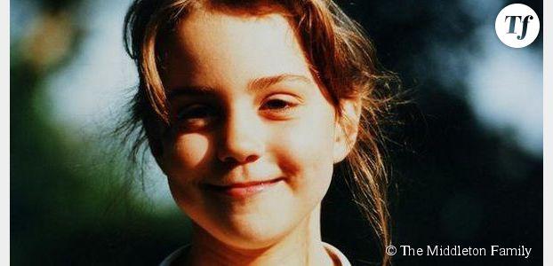 Kate Middleton : une photo d'elle enfant dévoilée pour son anniversaire