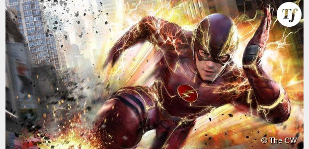 The Flash et Gotham : TF1 fait le plein de séries de super-héros