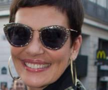 Cristina Cordula n'a aucun problème avec son âge