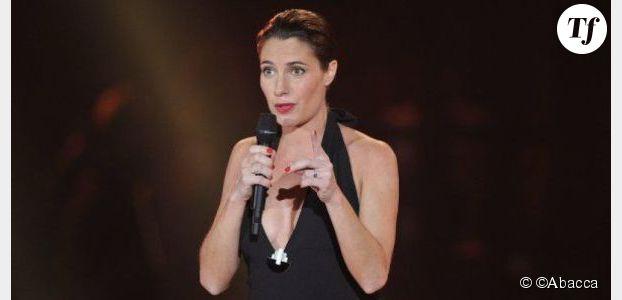 Alessandra Sublet est très fière de Nicolas Bedos
