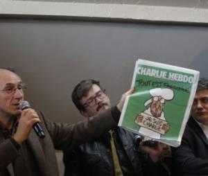 Laurent Ruquier sur Charlie Hebdo : « C'est à la fois formidable et à la fois n'importe quoi »