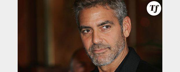 George Clooney fait du tourisme en France