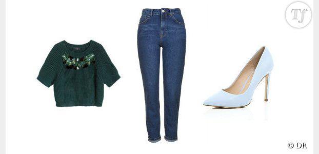 Mom jeans : comment porter le denim 90's ?