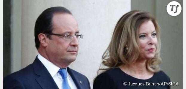 Valérie Trierweiler : sa photo n'est plus dans le bureau de François Hollande
