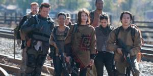 """Walking Dead saison 5 : une bande-annonce effrayante pour l'épisode """"Another Day"""" (vidéo)"""