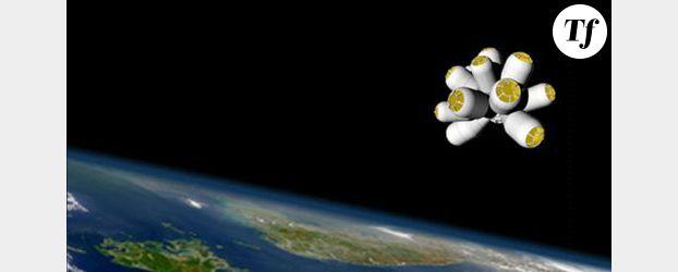 Un hôtel spatial en orbite