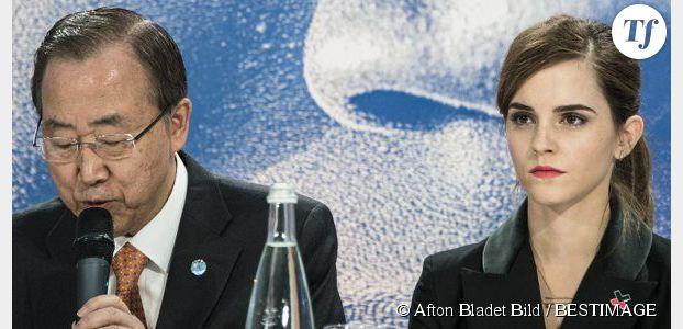 Emma Watson à Davos : un coup d'épée dans l'eau ?