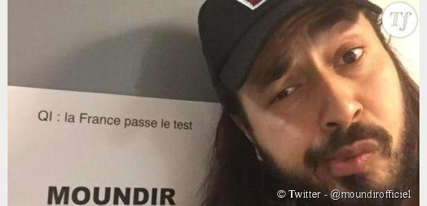 QI : la France passe le test : Moundir (Koh Lanta) accuse TF1 de l'avoir coupé au montage