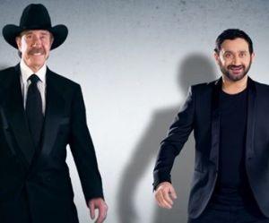 """Chuck Norris fait le buzz pour """"sauver"""" Cyril Hanouna"""