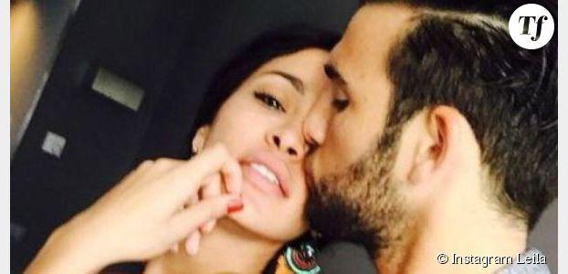 Saint-Valentin 2015 : les projets romantiques du couple Leila / Aymeric